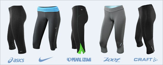 Running Capris: The New Wardrobe Essential – Running Warehouse Blog