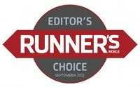 Runnners World Editor's Choice Sept 12