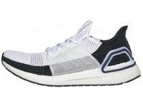 b9795c58d adidas Ultra Boost 19. White White Grey