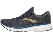 fd657dd8e38b8 Brooks Glycerin 17. Grey Navy Gold
