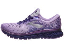 da617a22e707e Brooks Glycerin 17. Purple Navy Grey