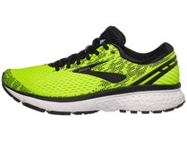 8e760abe032 Brooks Ghost 11. Nightlife Black White
