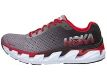 HOKA ONE ONE Elevon Black Racing Red af7b8f01a1c