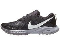 f6d762446787b Nike Zoom Terra Kiger 5. Black Grey Gunsmoke