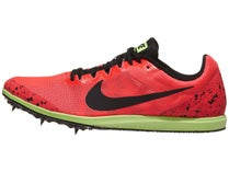 a03fc78db581 Nike Zoom Rival D 10 Men s Spikes Red Orbit Black Lime