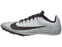 pretty nice 7de77 5e4b2 Nike Zoom Rival S 9 Men s Spikes Pure Platinum Black