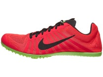 def7e44d7577 Nike Zoom D Unisex Spikes Red Orbit Black Lime