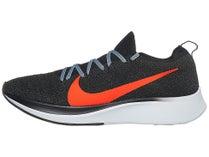166dec3e4f31 Nike Zoom Fly Flyknit Black Crimson Mist