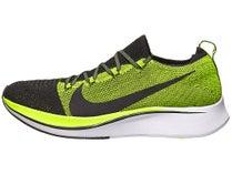 more photos d2a64 e3098 Nike Zoom Fly OG Flyknit Black Black Volt
