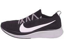 999507958461ab Nike Zoom Fly Flyknit Black Pink Grey
