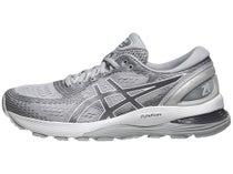 best sneakers d0524 ba250 ASICS Gel Nimbus 21. Mid Grey Silver