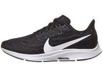 more photos 94eec fd2a8 Nike Zoom Pegasus 36. Black White Grey