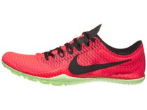 00625d3d Nike Zoom Mamba 5 Unisex Spikes Red Orbit/Black/Lime