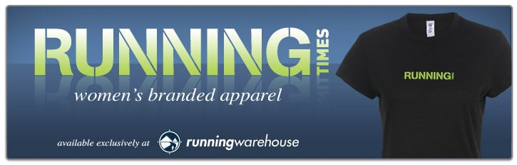 Women's Running Times Apparel Collection