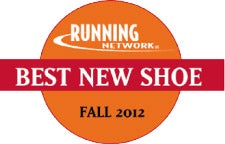 Running Network Best New Shoe Award