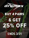 Drymax Sock Sale