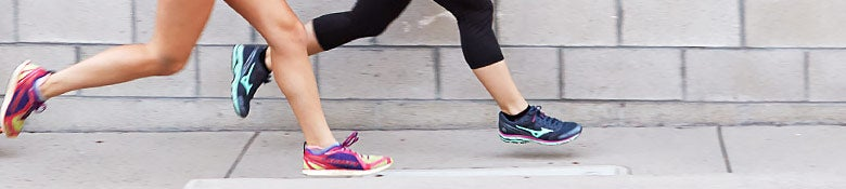 Women's Running Shoes Banner