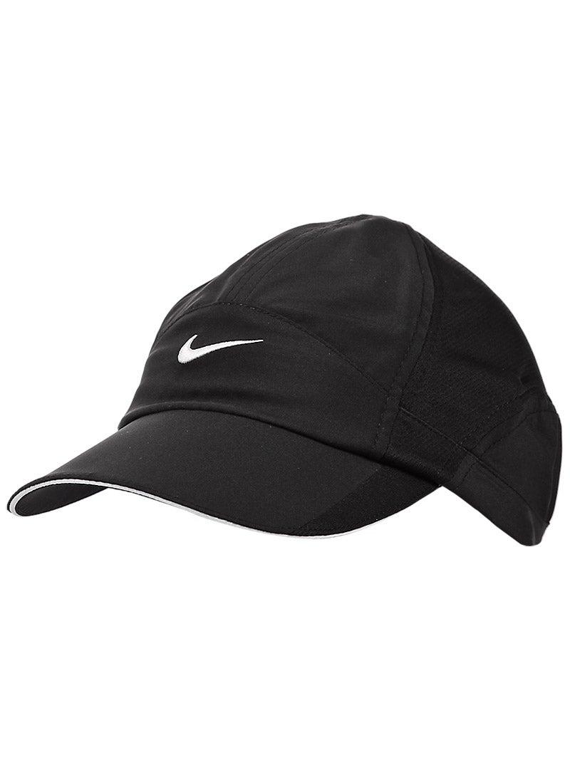 nike women s feather light cap basics msrp 22 00 our price 18. Black Bedroom Furniture Sets. Home Design Ideas