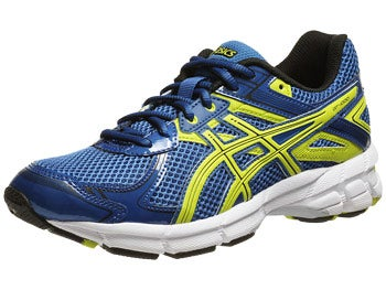 Asics Kids GT 1000 2 GS Boy's Shoes Royal/Lime/Black