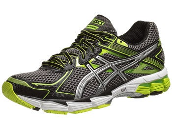 Asics GT 1000 2 Men's Shoes Storm/Lightning/Limeade