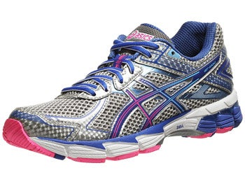 ASICS GT 1000 2 Women's Shoes Lightning/Blue/Pink