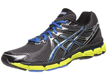Asics GT 2000 Men's Shoes Black/Blue/Lime