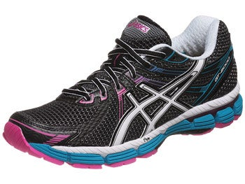 Asics GT 2000 Women's Shoes Black/White/Blue
