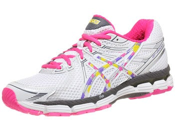 ASICS GT 2000 Women's Shoes White/Rainbow/Pink