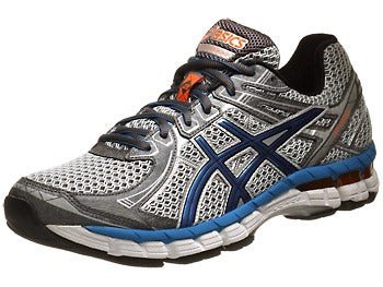 ASICS GT 2000 2 Men's Shoes Titanium/Blue/Lightning