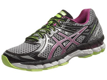 ASICS GT 2000 2 Women's Shoes Black/Orchid/Yellow