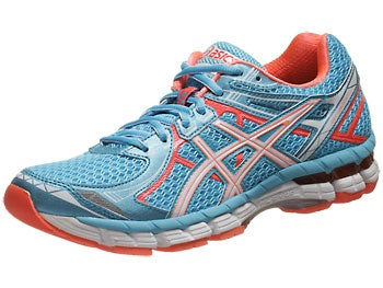 Asics GT 2000 2 Women's Shoes Blue/White/Melon