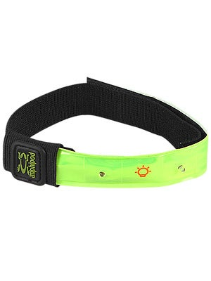 Amphipod Micro-Light Flashing Reflective Band