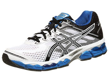 Asics Gel Cumulus 15 Men's Shoes White/Black/Royal