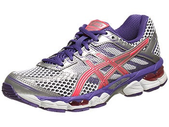 ASICS Gel Cumulus 15 Women's Shoes Light/Punch/Pur