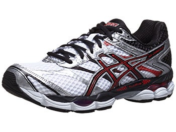 ASICS Gel Cumulus 16 Men's Shoes White/Black/Red