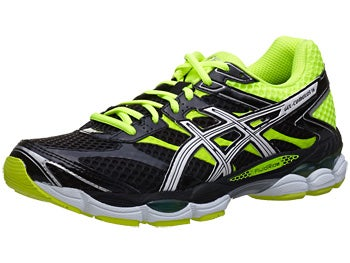 ASICS Gel Cumulus 16 Men's Shoes Black/White/Yellow