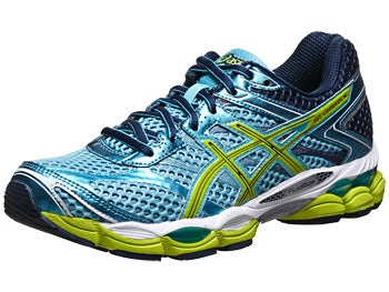ASICS Gel Cumulus 16 Women's Shoes Turq/Green/Navy