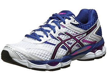 ASICS Gel Cumulus 16 Women's Shoes White/Black/Pink