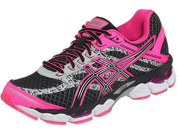 Asics Gel Cumulus 15 Lite Show Women's Shoes Bk/On