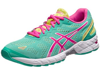Asics Gel DS Trainer 19 Women's Shoes Emrld/Pk/Lime