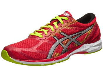 ASICS Gel DS Racer 10 Men's Shoes Red/Light/Yellow