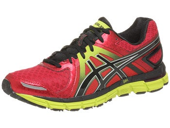 Asics Gel Excel33 2 Men's Shoes Red/Black/Lime