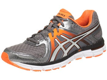 Asics Gel Excel33 2 Men's Shoes Titan/Light/Orange