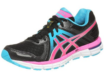 Asics Gel Excel33 2 Women's Shoes Black/Pink/Turq