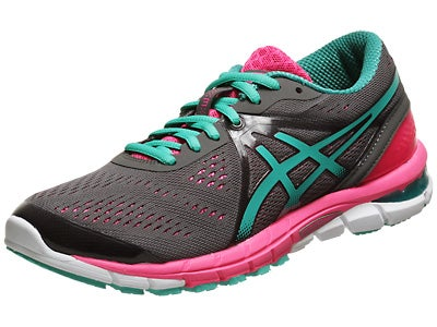 ASICS Gel Excel33 3 Women's Shoes Charc/Emerald/Pink
