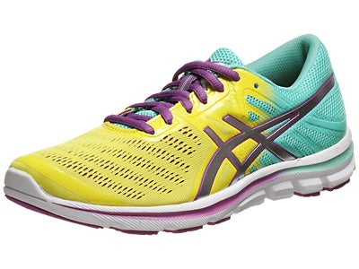 Asics Gel Electro33 Women's Shoes Yellow/Silver/Mint
