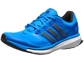 adidas Energy Boost 2 Men's Shoes Blue/Carbon