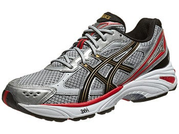ASICS Gel Foundation 8 Men's Shoes Light/Bk/Red
