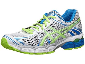 ASICS Gel Flux Women's Shoes White/Green/Blue