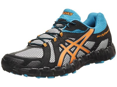 Asics Gel Fuji Trainer 3 Men's Shoes Alum/Marigold/Blue
